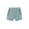 Terry Shorts | Lake - Fallowfield Kids