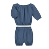 Comfy Set | Mazarine Blue - Fallowfield Kids
