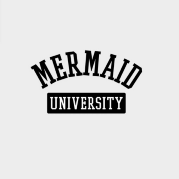 Mermaid University Boy Short