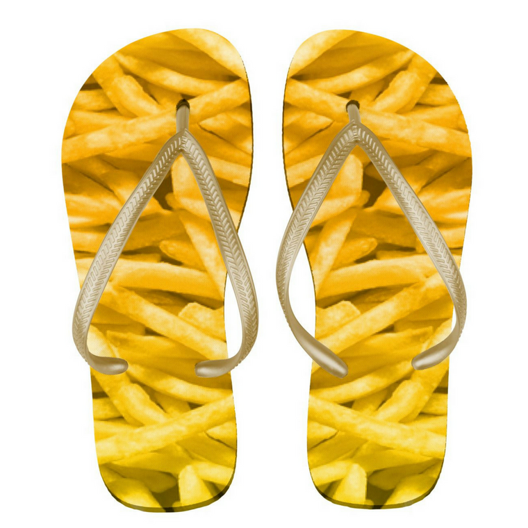 French Fries Sandal