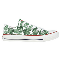 Stay Breezy Converse Low Top