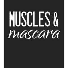 Muscles and Mascara Muscle Tank