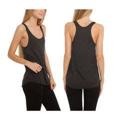 Lust After This Wander Tri-Blend Racer Tank
