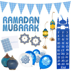 The Big Blue Ramadan Decoration Gift Set