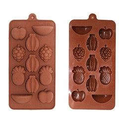 Eid Chocolate / Ice Mould - Fruit