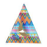 Pack of 6 Kids Eid Celebration Pyramid Gift Favour Box