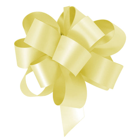 Marigold Eid Gift Wrapping Pull Bow Ribbons (10 Pack)
