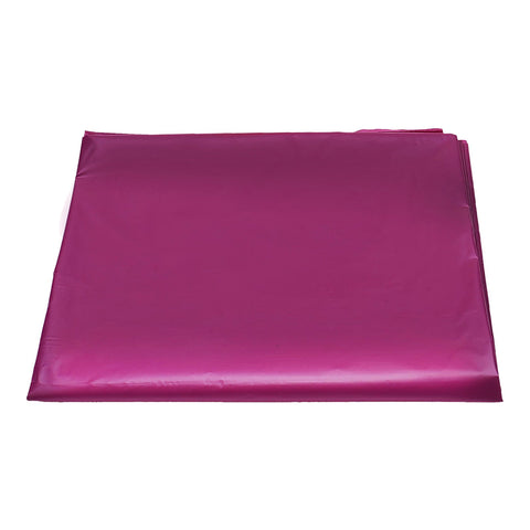 Plain Purple Eid Party Plastic Table Cover