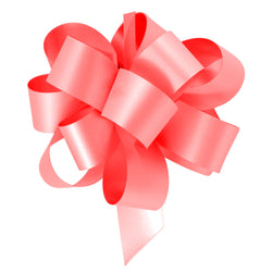 Red Eid Gift Wrapping Pull Bow Ribbons (10 Pack)