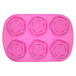 Large Eid Chocolate / Ice Mould - Roses