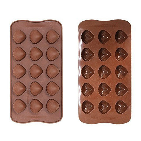 Eid Chocolate / Ice Mould - Shells