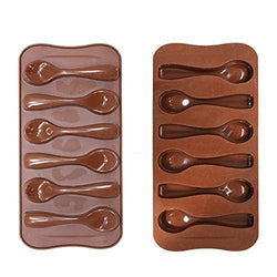 Eid Chocolate / Ice Mould - Spoons