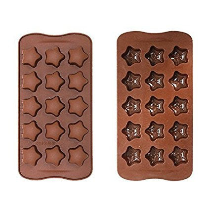 Eid Chocolate / Ice Mould - Stars