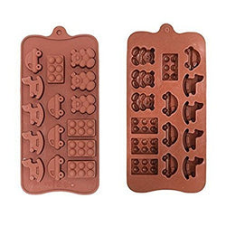 Eid Chocolate / Ice Mould - Toys