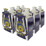 Eid Mubarak/Ramadan Gift & Treat Celebration Boxes - Blue Lantern