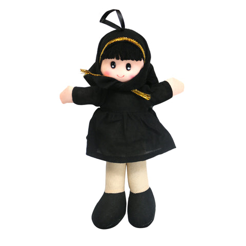Little Muslimah Plush Soft Doll