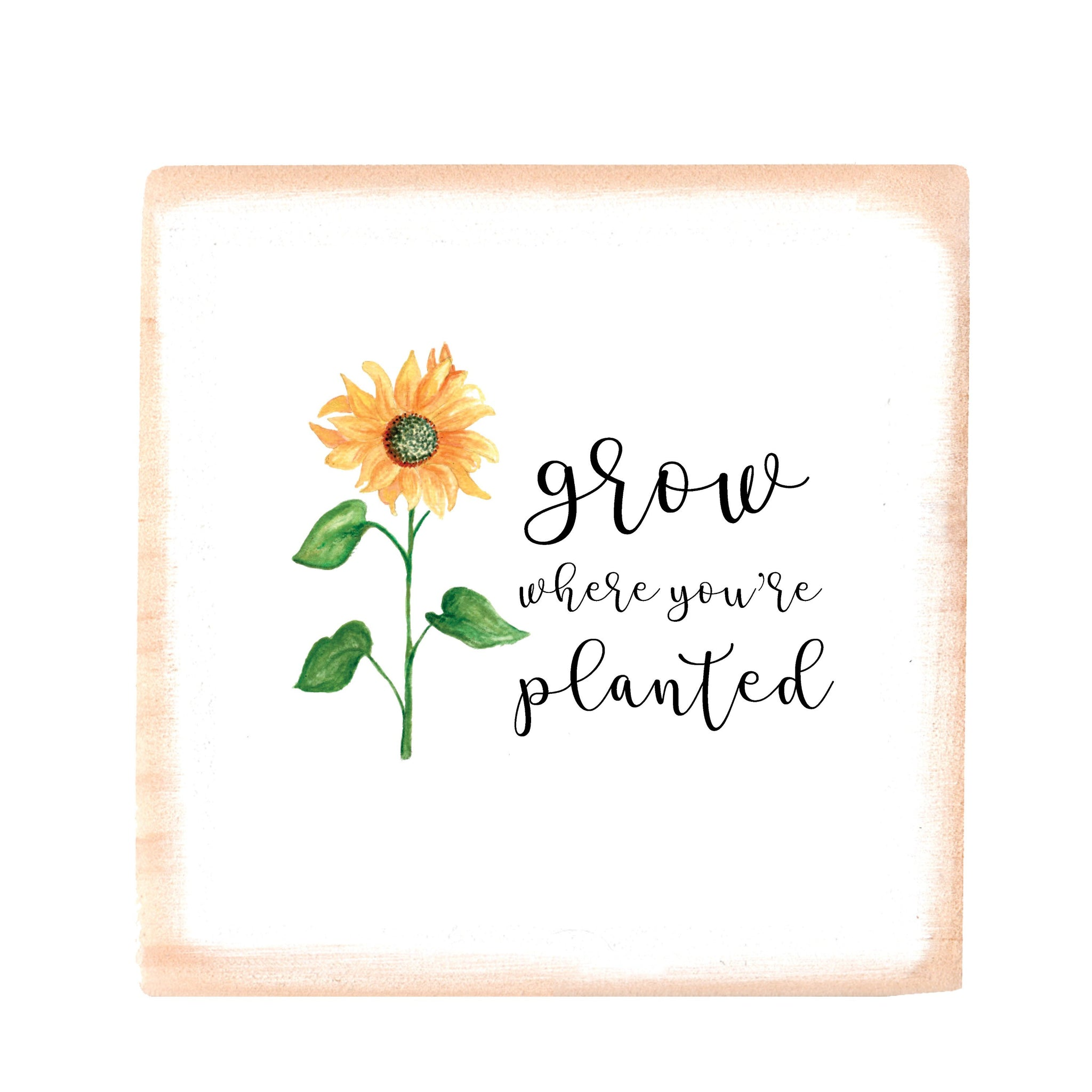 grow planted