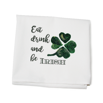 eat drink irish