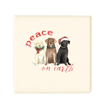 three labs peace