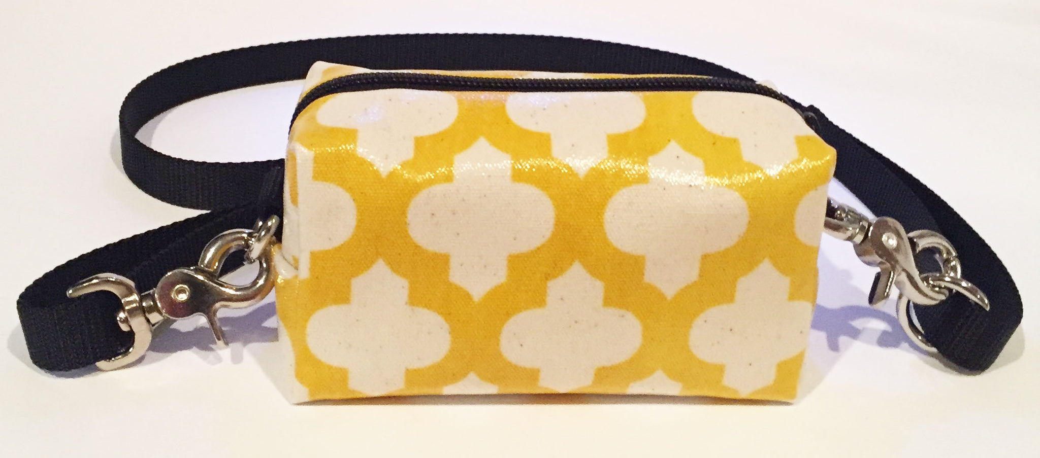 yellow pattern Doggy Ditty