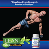 180 Capsule LEAN Nutraceutical MD Certified Testosterone Booster for Men