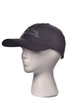 Black Nylon Bling Hat