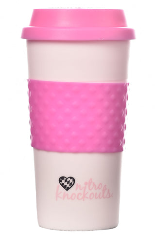 White Coffee Tumbler