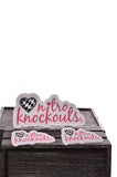 Nitro Knockouts Decals