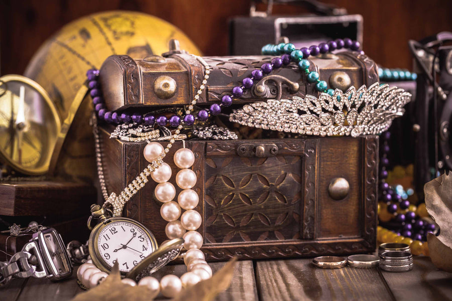 Vintage, Designer and Modern Costume Jewelry