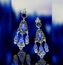 #13426 Iceberg Earrings - Albert Weiss Collection