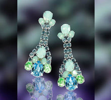 #13428 Tornado Earrings - Albert Weiss Collection