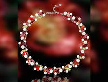 #13431 Fiery Marquis Necklace - Albert Weiss Collection