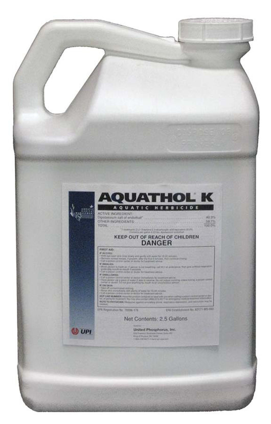 Aquathol Liquid, 1 gallon