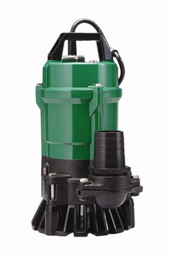 Submersible Trash Pump, 1/2 HP