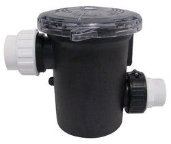 90 cubic inch optional strainer basket, 1 1/2