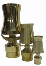 Bronze Frothy Nozzle - 1""