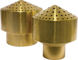 Bronze Multi-Spray Nozzle - 2 inch