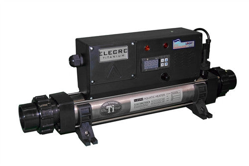 1.5 KW Stainless Steel Inline Heater, 115v