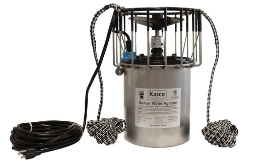 3/4 HP Kasco Circulator/De-icer, 115 volt