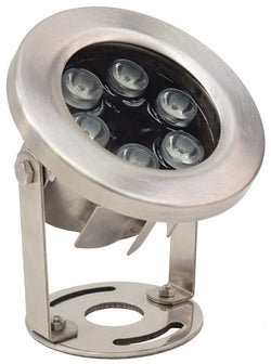 Stainless Steel LED Light, 9 watt
