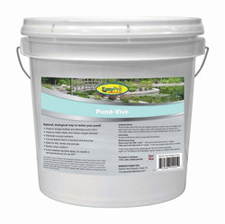25 lb Pond-Vive Bacteria, loose powder with 8 oz scoop