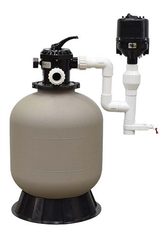 Pressurized Bead filter - 3600 gallon max