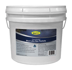 EasyPro Black Pond Dye Powder, 80 Packet Pail