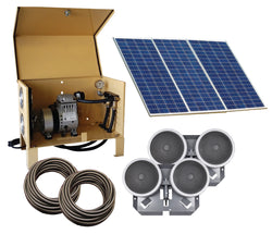 Deep Water Solar Aeration System, 2 Diffusers