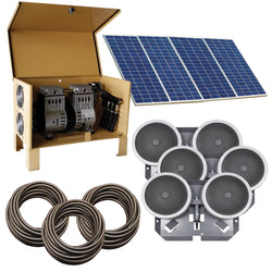 Deep Water Solar Aeration System, 3 Diffusers