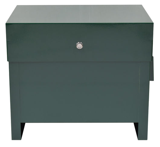 Deluxe Lockable Steel Cabinet, 230 volt