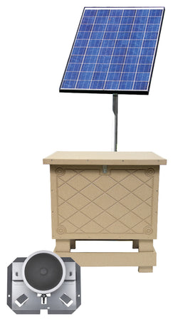 Solar Aeration Kit with Battery Backup, 1 Diffuser