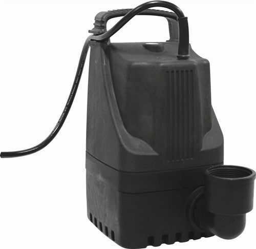 Spirit Pond & Stream Pump, 2750 GPH