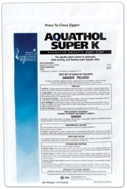 Aquathol Super K, 10 lb.