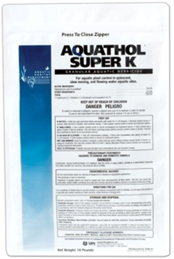 Aquathol Super K, 20 lb.